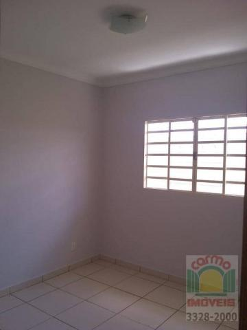 Casa com 3 dormitórios para alugar, 132 m² por R$ 1.600,00/mês - Parque Brasília 2ª Etapa  - Foto 6