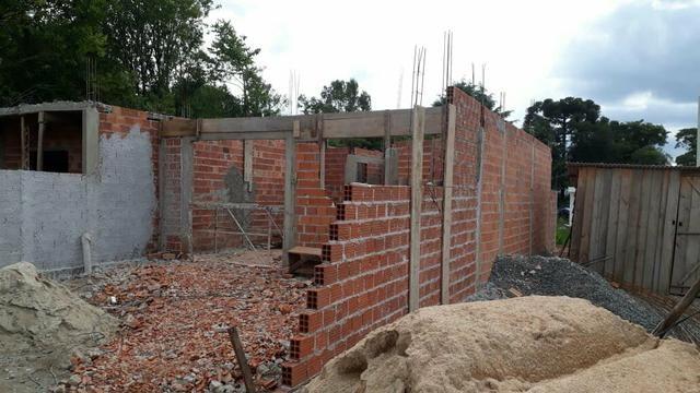 Vendo Casa em Construção São Braz. - Foto 2