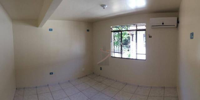 Apartamento com 3 dormitórios para alugar, 53 m² por R$ 900/mês - Jardim Alice I - Foz do  - Foto 16