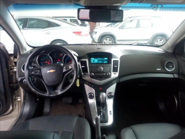 CHEVROLET CRUZE 1.8 LT SPORT6 16V FLEX 4P AUTOMÁTICO - Foto 9
