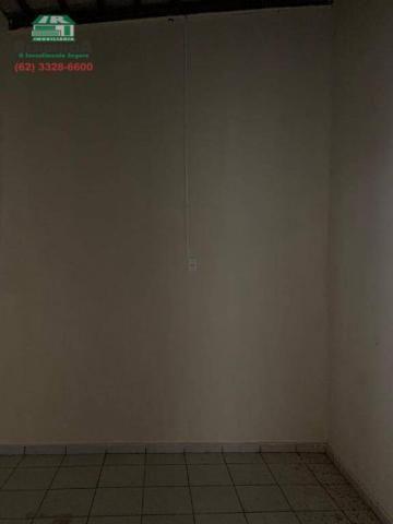 Casa com 2 dormitórios para alugar, 68 m² por R$ 450/mês - Vila Góis - Anápolis/GO - Foto 7