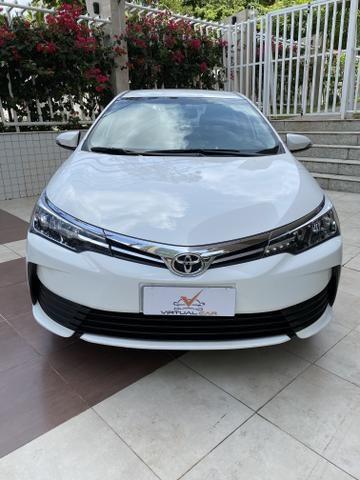 Toyota Corolla Gli Upper 2018 baixa km IPVA 2020 PAGO! - Foto 2