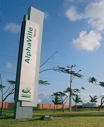 Terreno Alphaville Natal 563,00 m² - Foto 4