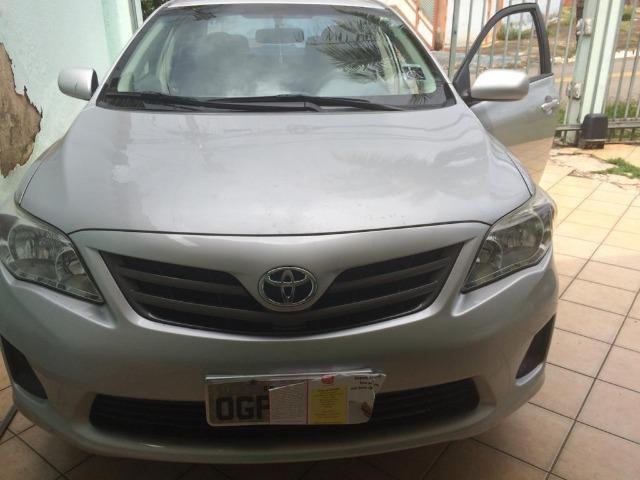 Corolla xli flex 2011/2012 - r$ 43.000,00 - Foto 5