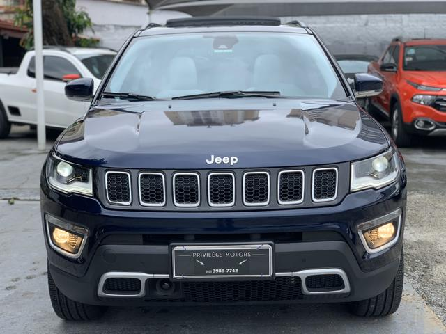 Jeep Compass limited diesel 2018/2019 - Foto 2