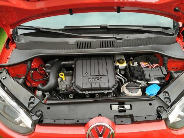 VolksWagen up! high 1.0 Total Flex 5p 82 CV IPVA 2019 pago - Foto 10