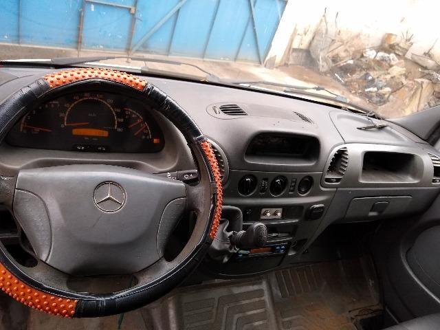 Van Guerra Mercedes Benz 16 lugares Diesel 06/07 doc ok e manutenção em dia - Foto 5