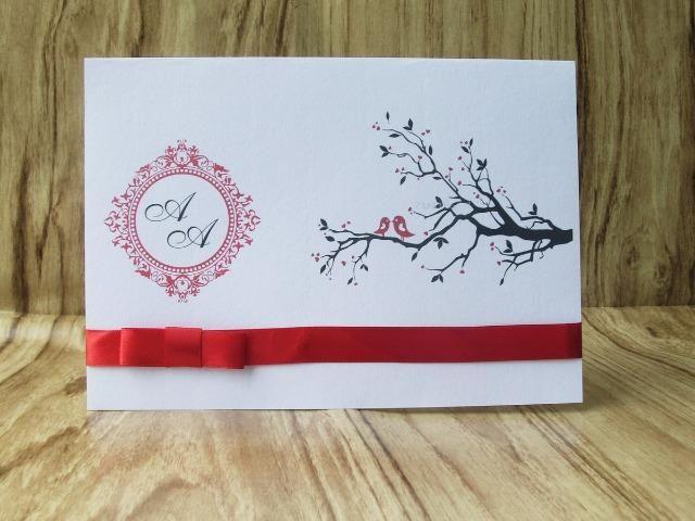 Convites de Casamento - Foto 5
