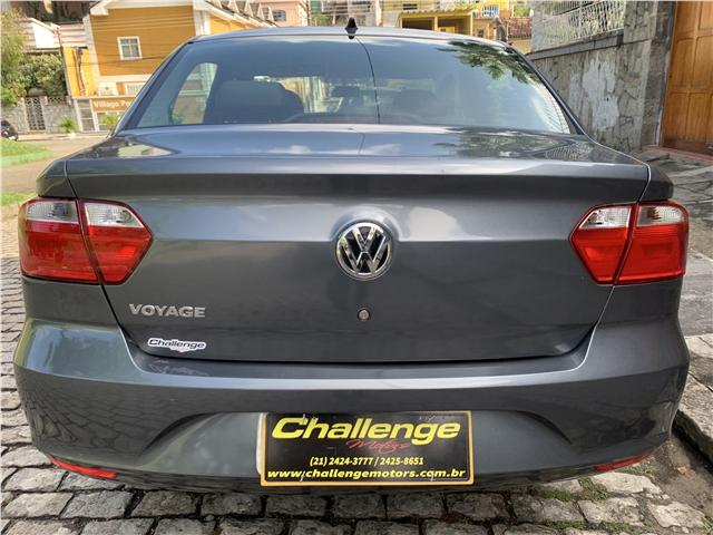 Volkswagen Voyage 1.6 msi totalflex 4p manual - Foto 5
