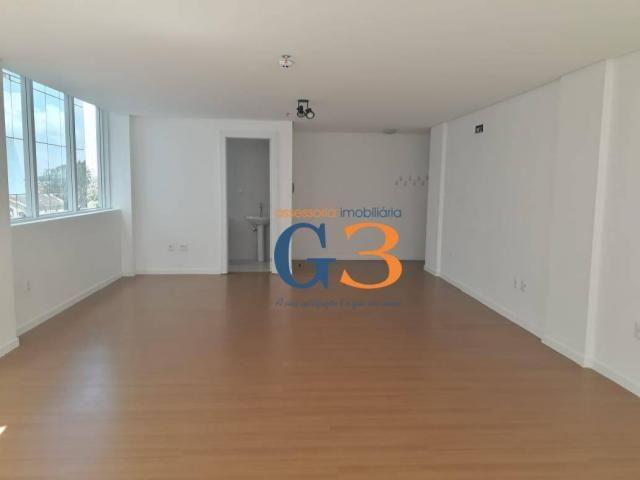 Sala para alugar, 48 m² por r$ 1.800,00/mês - três vendas - pelotas/rs - Foto 9