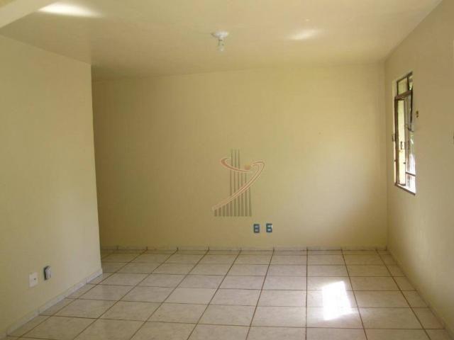Apartamento com 3 dormitórios para alugar, 53 m² por R$ 900/mês - Jardim Alice I - Foz do  - Foto 7