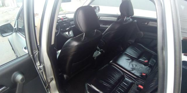 Honda CRV exl 2.0 4x4 impecável !! Mais top da categoria. Couro + teto solar - Foto 9