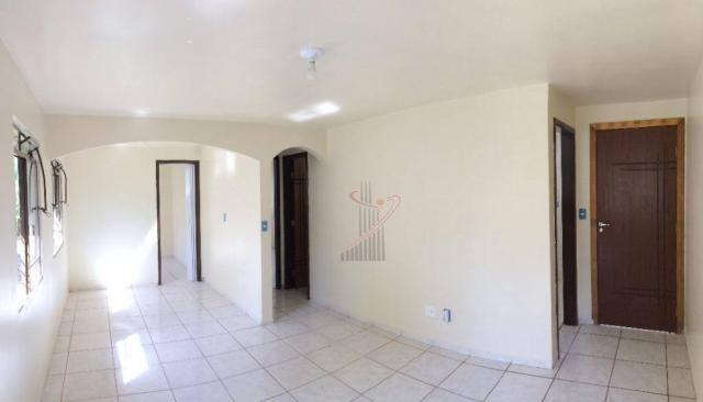 Apartamento com 3 dormitórios para alugar, 53 m² por R$ 900/mês - Jardim Alice I - Foz do  - Foto 14