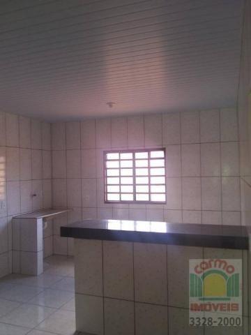 Casa com 3 dormitórios para alugar, 150 m² por R$ 950/mês - Jardim dos Ipês - Anápolis/GO - Foto 8
