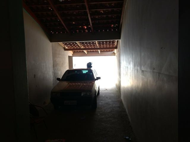 Vende se uma casa na vila de Furnas Minaçu quitada ou so ó ágio - Foto 2