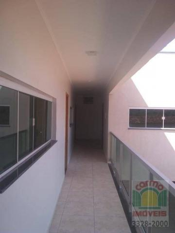 Apartamento com 1 dormitório para alugar, 50 m² por R$ 650,00/mês - Setor Central - Anápol - Foto 3