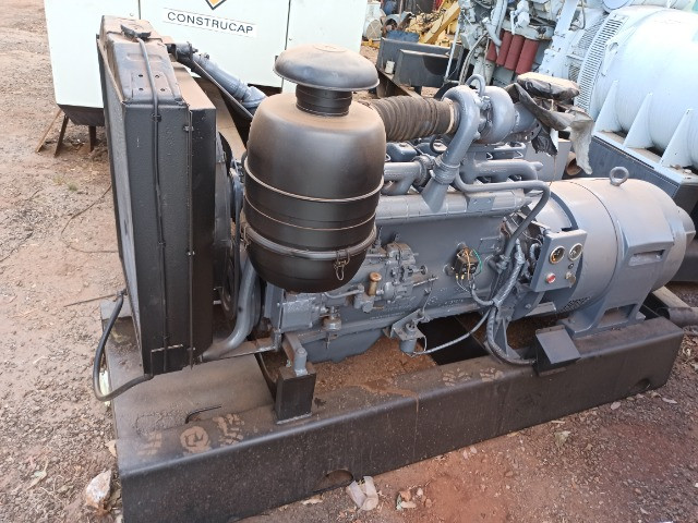 Grupo Gerador 100 KVA Motor MWM - Foto 2