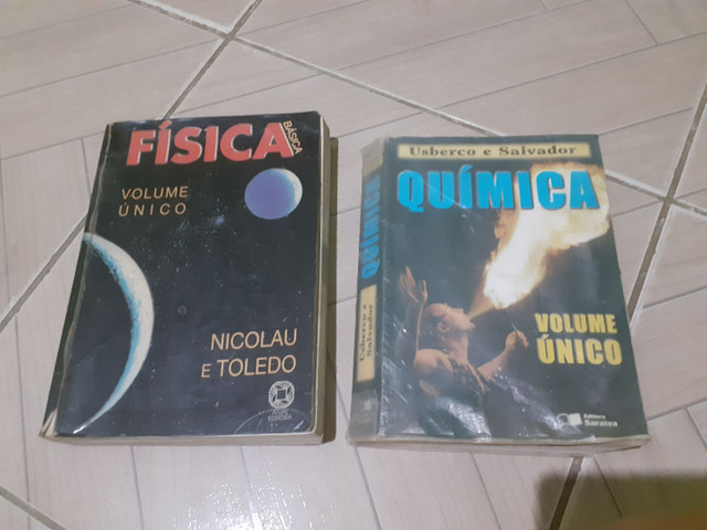 Livros de Química e Física - Foto 3