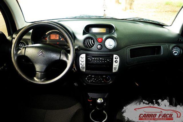Citroen C3 GLX 1.4 flex 2011 completo ! - Foto 9