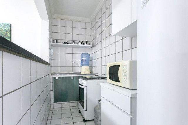 Apartamento 03B, mobiliado, sala e quarto, com WI-FI, pertinho do Carrefour - lindo - Foto 10