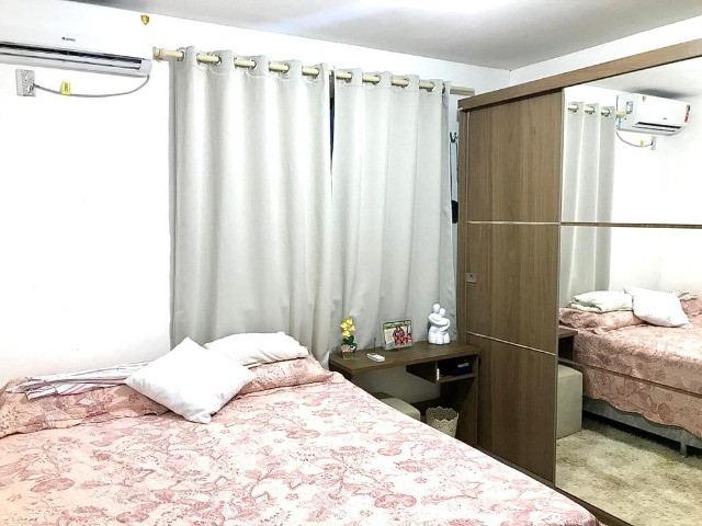 Vendo apartamento mobiliado no Turu!