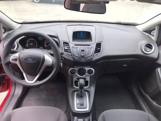 New Fiesta 1.6 SEL Automatico 16V 2017 - Foto 5