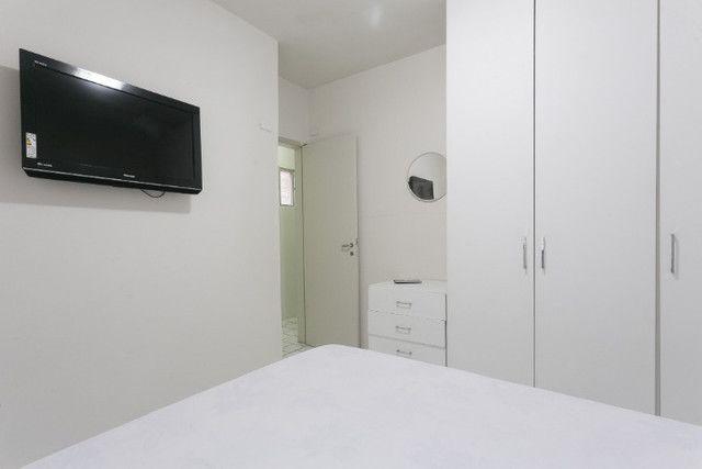 Apartamento 03B, mobiliado, sala e quarto, com WI-FI, pertinho do Carrefour - lindo - Foto 4