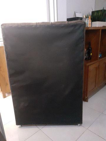 Cabeceira de cama de solteiro (box) - Foto 3