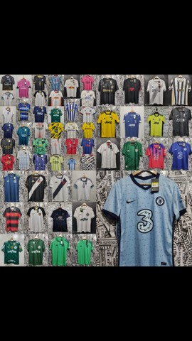 Fornecedor de camisas de time  atacadista