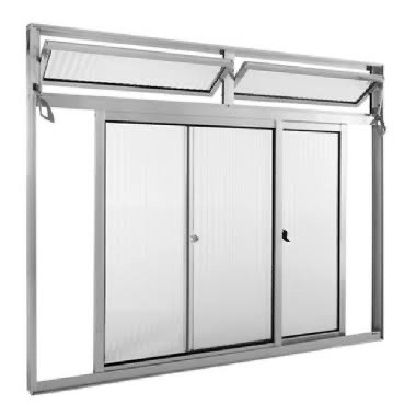 Porta de Aluminio e Janela de Alumínio - SUPER Oportunidade!!! - Foto 5