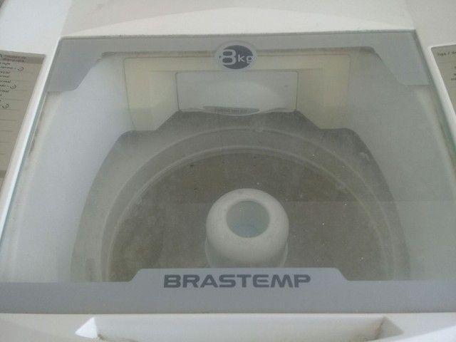 lava-roupas Brastemp  - Foto 3