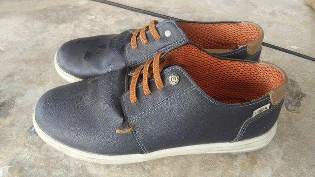 Sapato infantil masculino n 36 - Foto 4