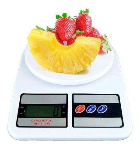 Balança Digital Precisão Cozinha 1g A 10kg - Foto 3