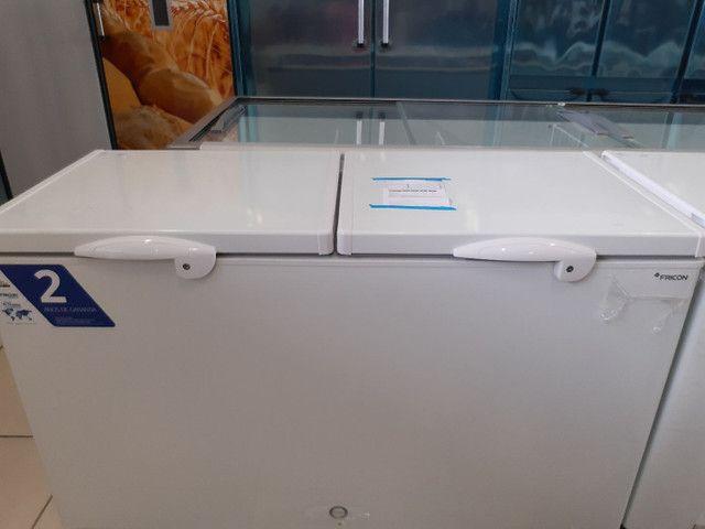 Freezer Horizontal 503lts Fricon -Djonatan