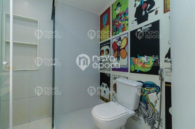 Apartamento à venda com 2 dormitórios em Botafogo, Rio de janeiro cod:BO2AP55743 - Foto 16