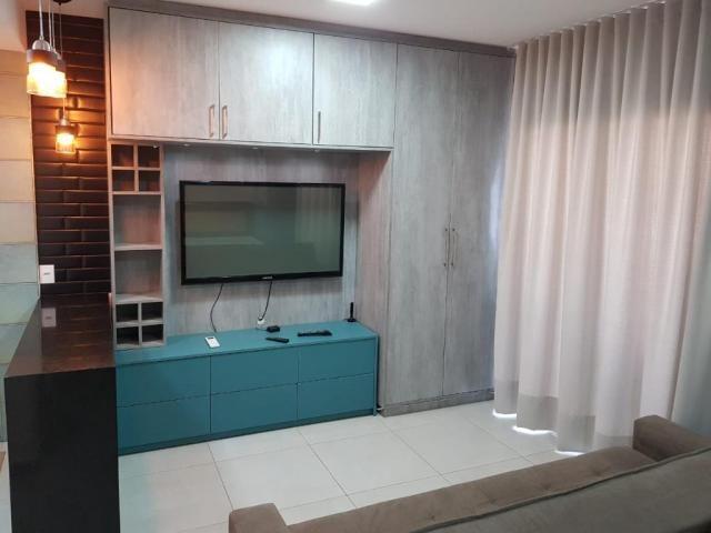 Apartamento com 1 dormitório para alugar, 33 m² por R$ 1.800/mês - Jardim Tarraf II - São  - Foto 7