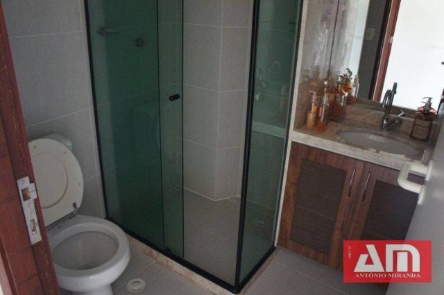 Vendo Excelente Flat mobiliado em condomínio com estrutura de lazer em Gravatá. - Foto 8