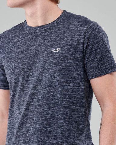 Camisetas Hollister Originais - Foto 3