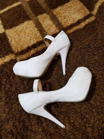 Sapato rosa claro - Foto 4