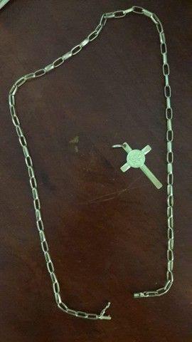 Vendo cordão de moeda antiga  - Foto 5