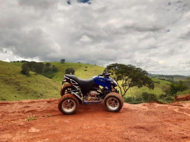 Quadriciclo 150cc