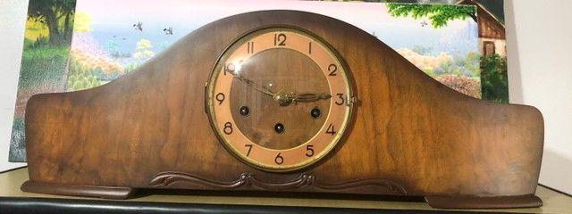 Relógio antigo carrilhão Westminster
