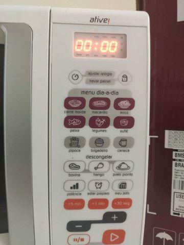 Microondas Brastemp 30 LT 220 volts