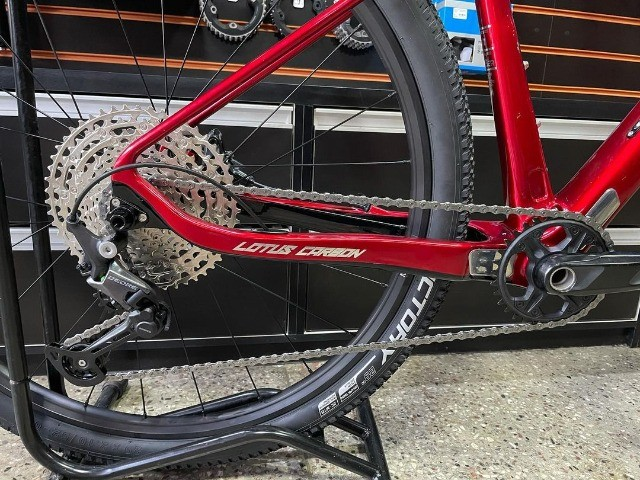 Bicicleta aro 29 Lotus Carbon 2021 nova NF e garantia - Foto 6