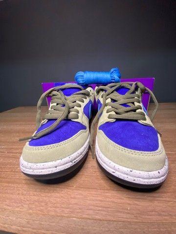 Tênis Nike dunk low celadon  - Foto 5