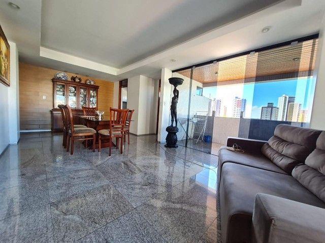 Apartamento com 4 dormitórios à venda, 240 m² por R$ 700.000,00 - Manaíra - João Pessoa/PB - Foto 2