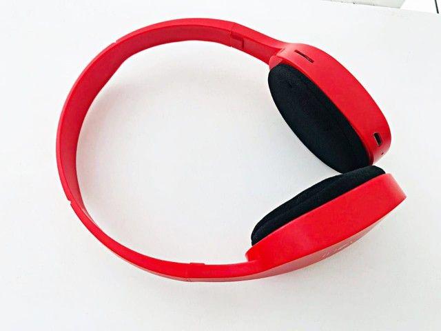Fones de ouvido sem fio esporte Inova novos - Foto 3