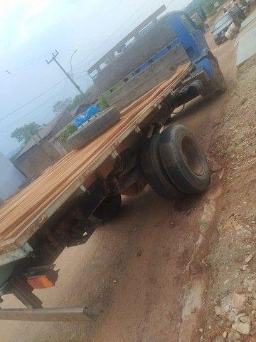 Caminhão 11 130 Vendo ou troco por carro de passeio , f250, f350  - Foto 4