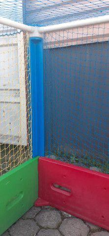Vendo piscina de bolinhas de plástico  - Foto 6