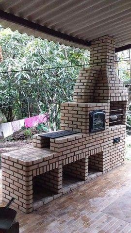 Venha conhecer nosso trabalho....churrasqueiras feitas de tijolinho maciço aparente... - Foto 3